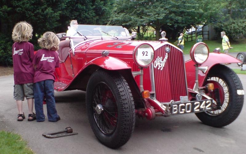 Gomme Alfa Romeo