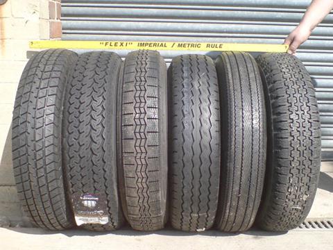 Disponibilita pneumatici da 16